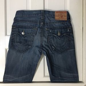 True Religion Straight Jean size 30